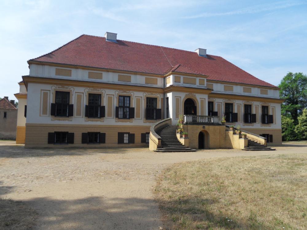 Umgebung | Caputher Schloss am Schwielowsee